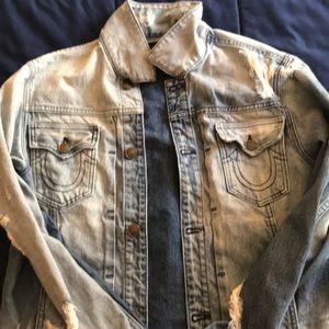 Trie Religion jacket